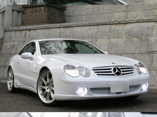 ワイズファクトリー、輸入車在庫情報 メルセデスベンツSL500 在庫車情報、中古車販売、買取、新車販売